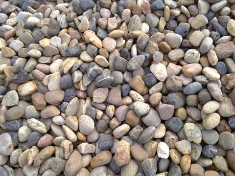 鹅卵石滤料(承托层滤料/石英砾石)